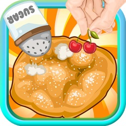 Fair Food Cooking Maker Dash - Dessert Restaurant Story Shop, Bake, Make Candy Games for Kids