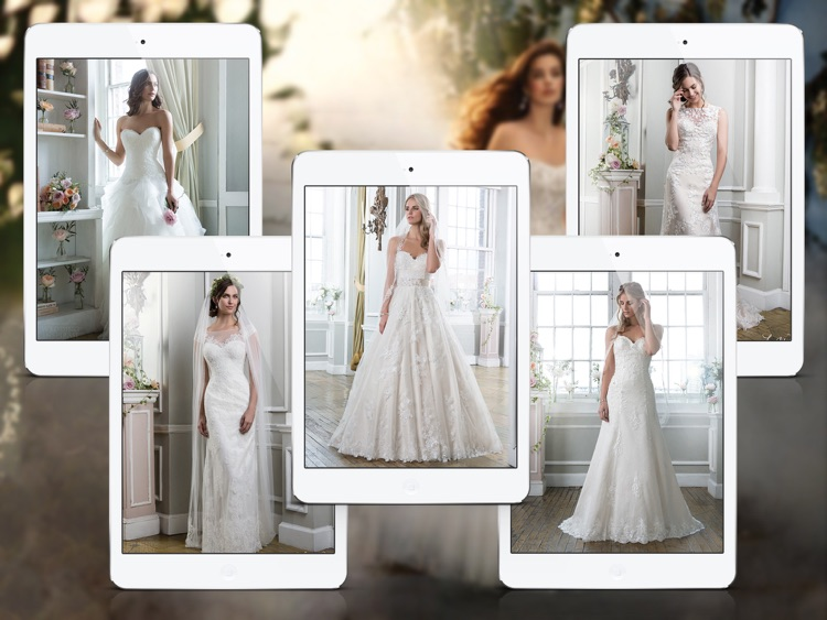 Brides - Wedding Dress Ideas for iPad screenshot-3