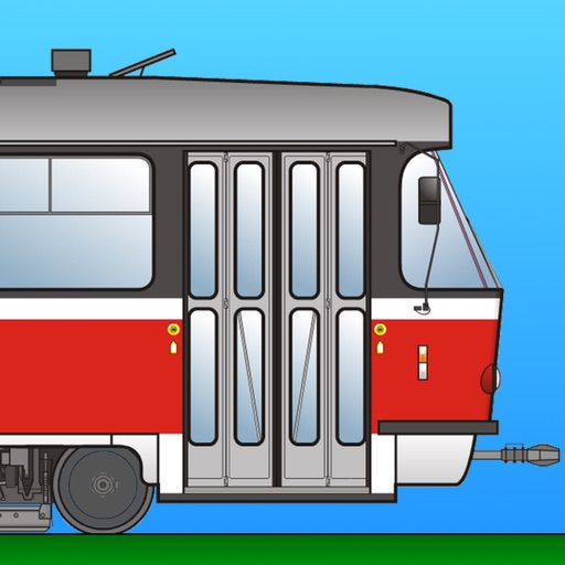 Tram Simulator 2D - City Train Driver - Virtual Pocket Rail Driving Game