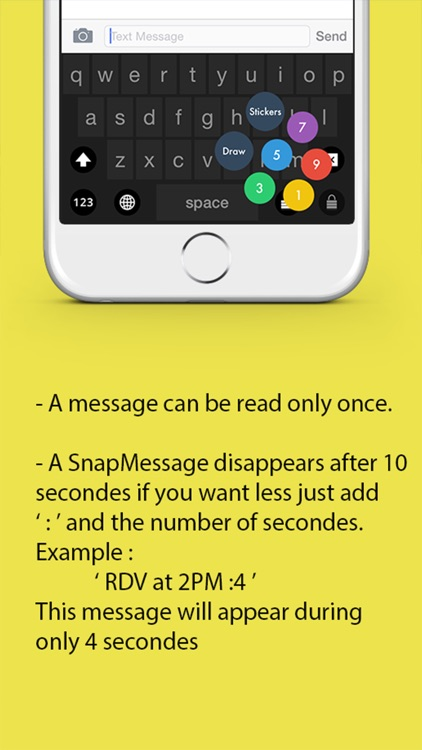 SnapMessages