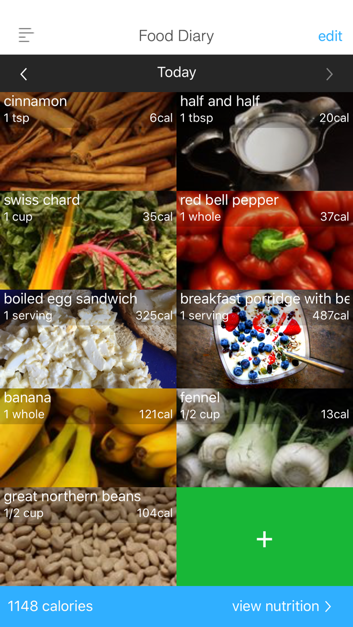 Wholesome - Healthy eating Screenshot