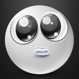 Grey Text Smileys Keyboard - New Emojis & Extra Emojis by Emoji World