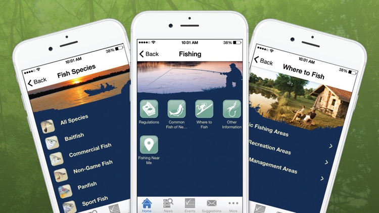 NE Fish, Hunting & Wildlife Guide- Pocket Ranger® screenshot-3
