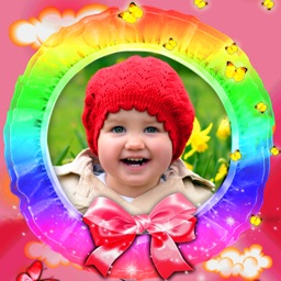 Cute Baby Frames - A Perfect Photo Editor