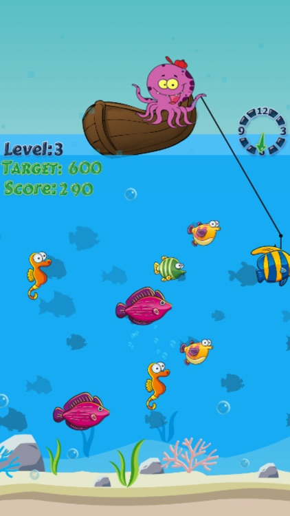Fishing Game Free for Kid