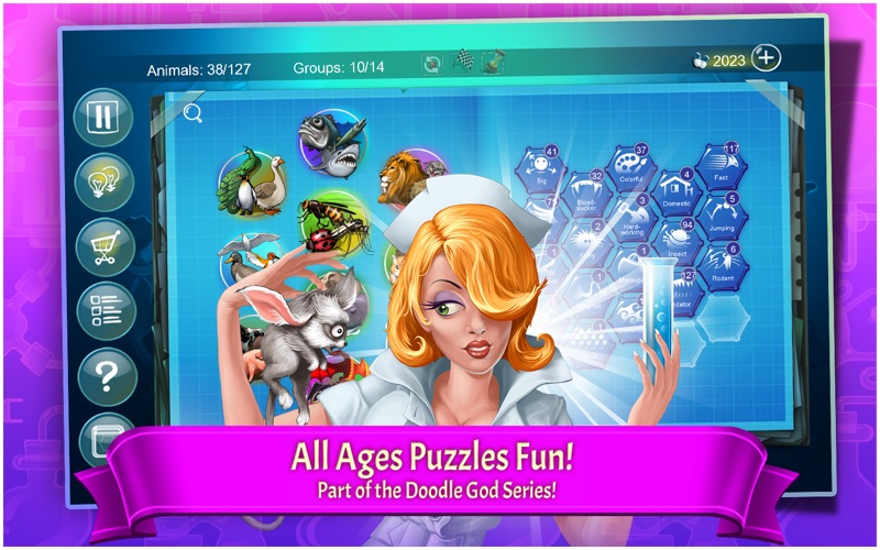 Doodle Creatures™ Free screenshot 5