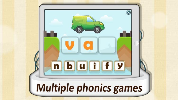 ABC phonics: phonics for kids screenshot-3