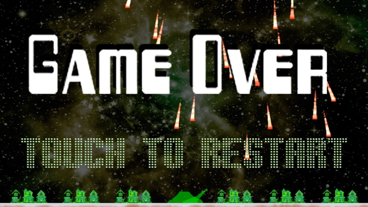 The Last Earth Missile Defense Game screenshot-4