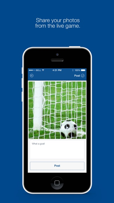 Fan App for Rangers FC screenshot three