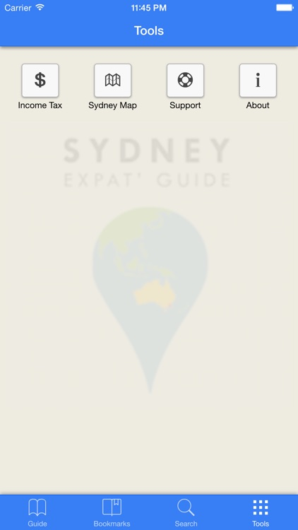 Sydney Expat Guide screenshot-3