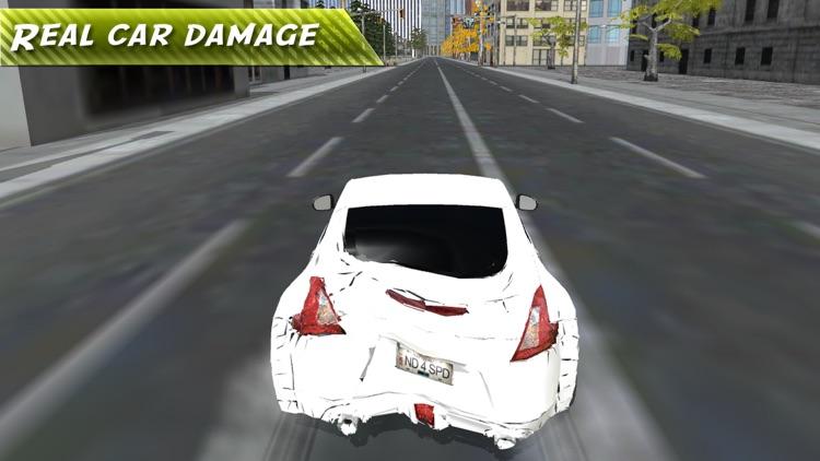 Real Fast Car Driving Simulator screenshot-3