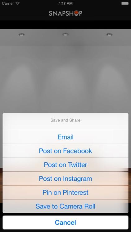 SnapShop Showroom screenshot-3