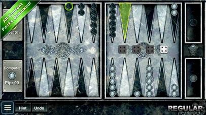 Backgammon HD Скриншоты7