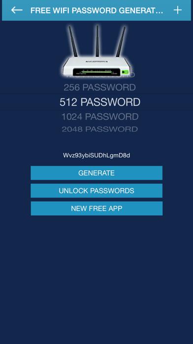 WIFIパスワードKEYGENのおすすめ画像1