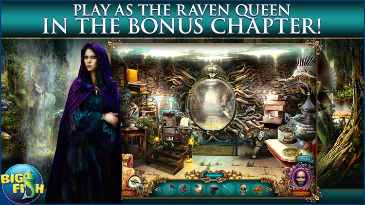 Unfinished Tales: Illicit Love - A Hidden Objects Fairy Tale screenshot-3