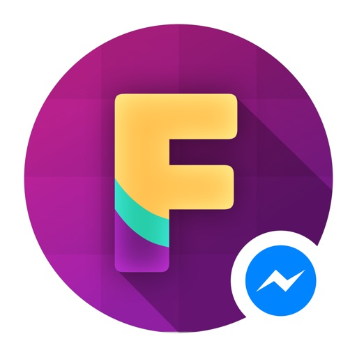 FlipLip Voice Changer for Messenger with Helium, Robot, Echo and Face effects icon