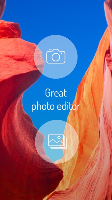 Great Photo Editor 2017 - NO ADS! Screenshot