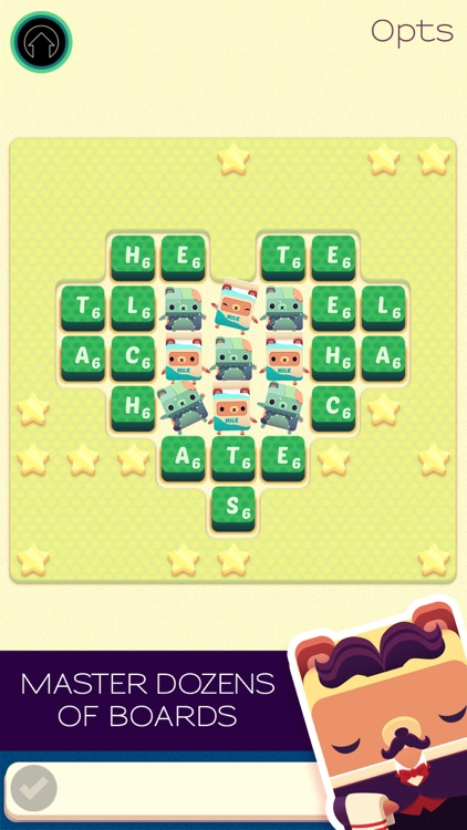 Alphabear: Word Puzzle Game screenshot-1