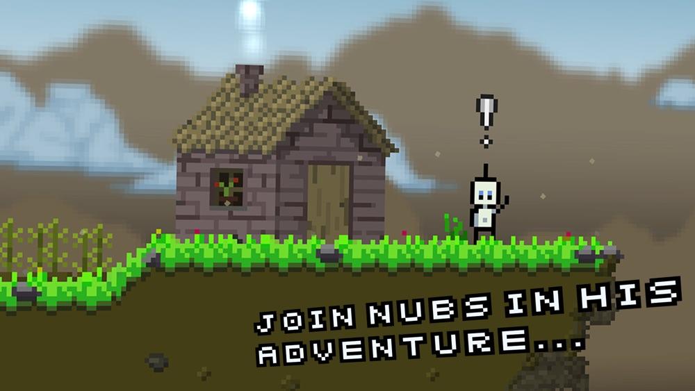 Nubs' Adventure Cheat Codes