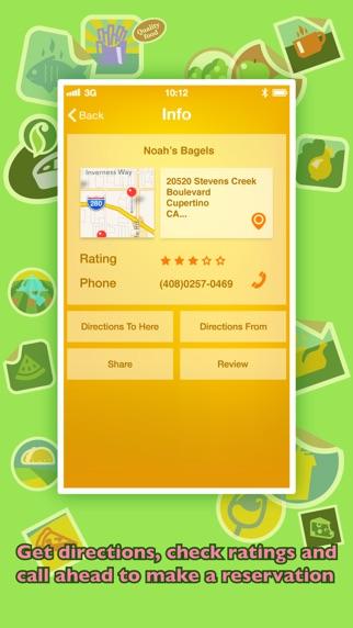 Screenshot for Where To Eat? PRO - ค้นหาร้านอาหารโดยใช้ GPS in Thailand App Store