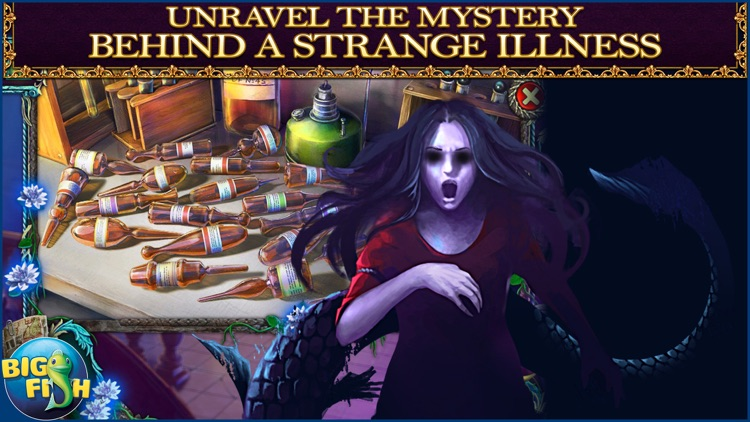 Shiver: Lily's Requiem - A Hidden Objects Mystery (Full) screenshot-2