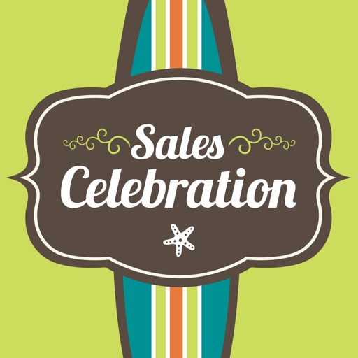 2015 Sales Celebration icon