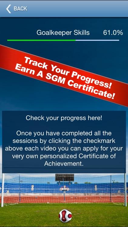 Soccer Goalkeeper Mastery screenshot-4