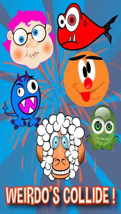 download Born Weird: Swipeout and Dropout the Weirdo apps 1