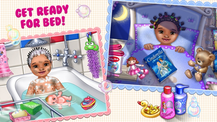 Baby Dream House - Care, Play and Party at Home! screenshot-4