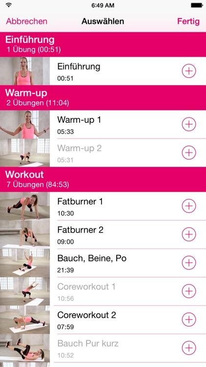 Brigitte Fitness Fit in 4 Wochen screenshot-3