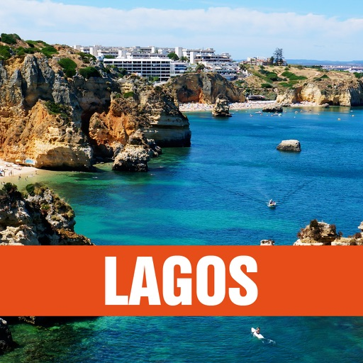 Lagos Offline Travel Guide - Portugal icon