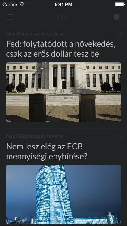 Újság HU screenshot-4