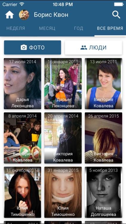 Likes Detector for VKontakte (VK)