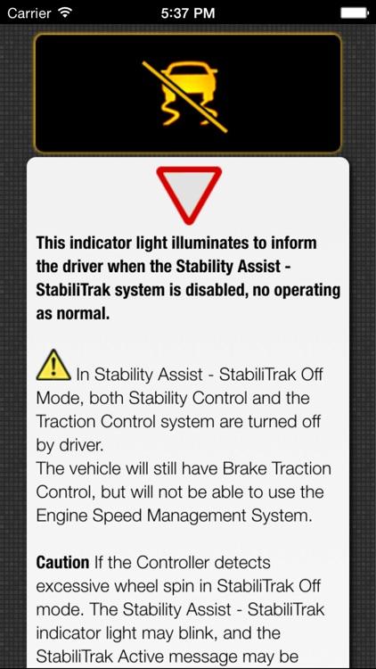 App for KIA Cars - KIA Warning Lights & KIA Road Assistance - Car Locator screenshot-3
