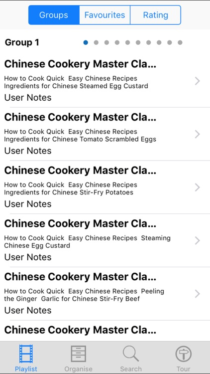 Chinese Cookery Master Class screenshot-1