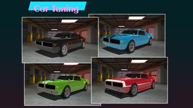 Miami Racing: Furious Muscle Cars And Speed On Asphalt 2 screenshot-4