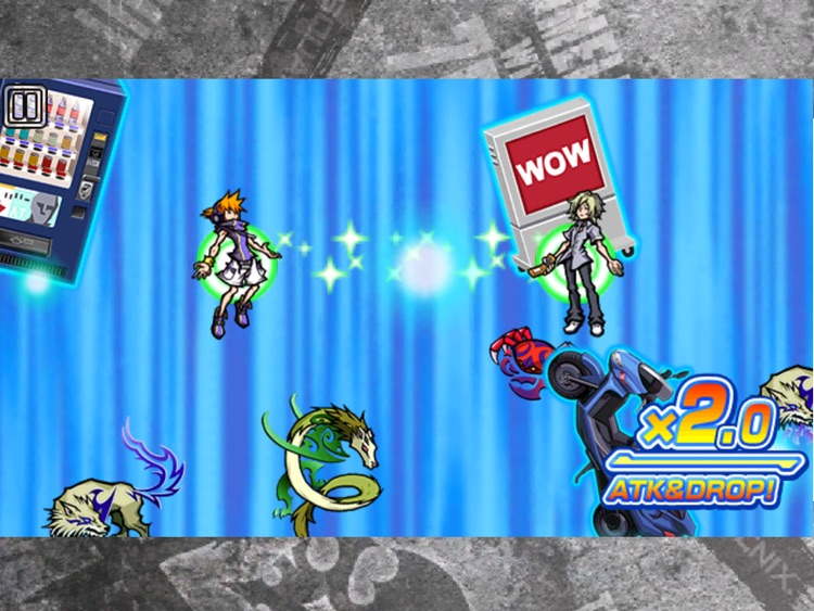 The World Ends with You: Solo Remix for iPad screenshot-3