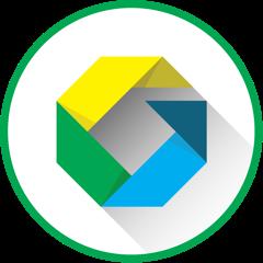 App for Google Drive - Menu Tab