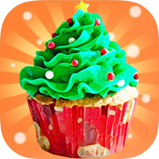 Awesome Christmas Holiday Cupcake Bakery - Food Maker