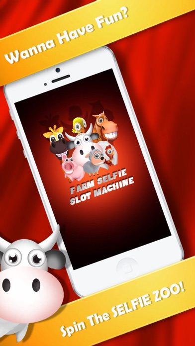 Farm Selfie Slot Machine FREE - Selfie Zoo Slots