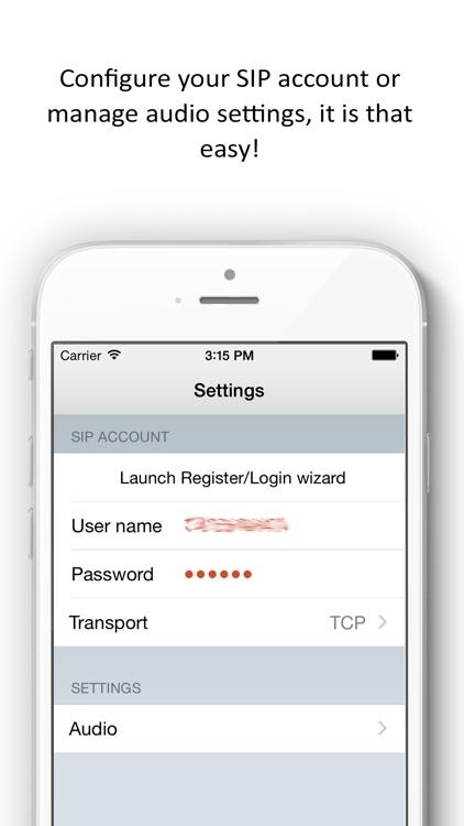 InstaTalk VoIP screenshot-4