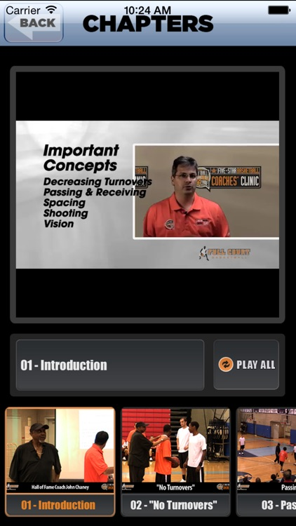 """"""" No Turnovers """" : A Championship Coaching Philosophy - With Coach John Chaney- Full Court Basketball Training Instruction"""