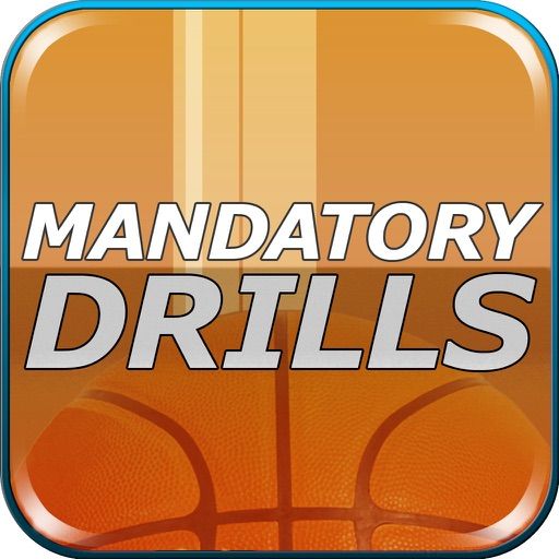 Mandatory Drills: 30 Drills For Maximum Improvement - With Coach Ed Schilling - Full Court Basketball Training Instruction - XL icon