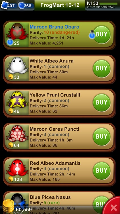 Pocket Frogs - Free pet farming screenshot-4