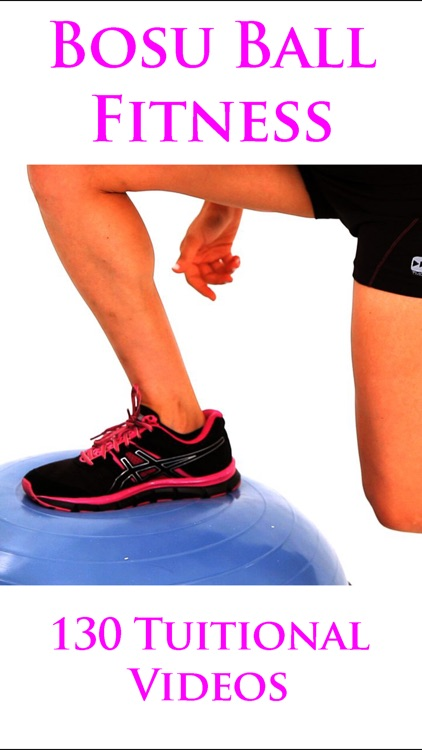 Bosu Ball Fitness screenshot-0