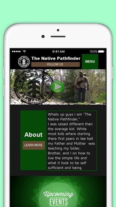 The Native Pathfinder!