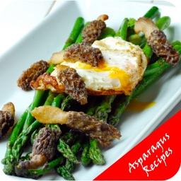 Asparagus Recipes - Chilli & Garlic