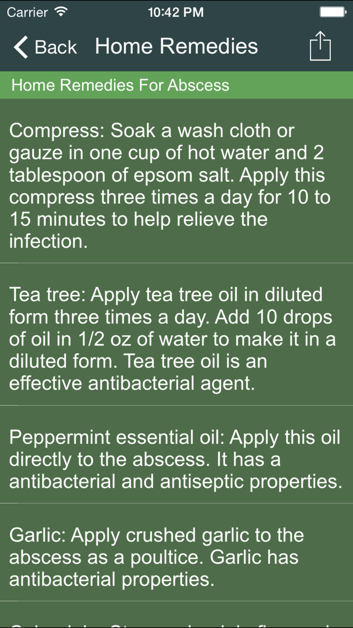 Home Remedies Plus Screenshot