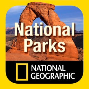 National Parks by National Geographic app