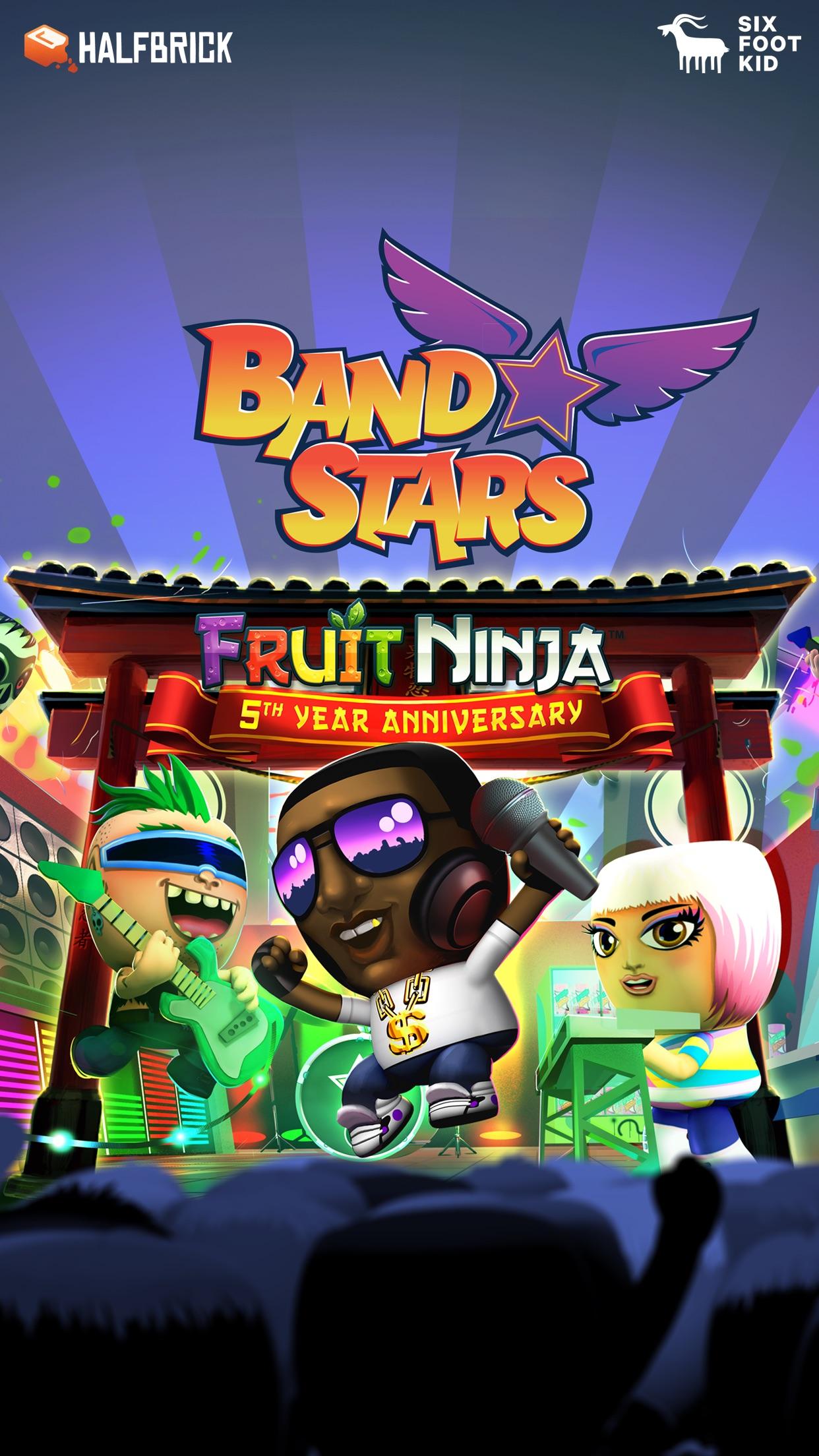 Band Stars Screenshot